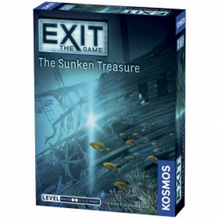 Exit: The Sunken Treasure Game : Target