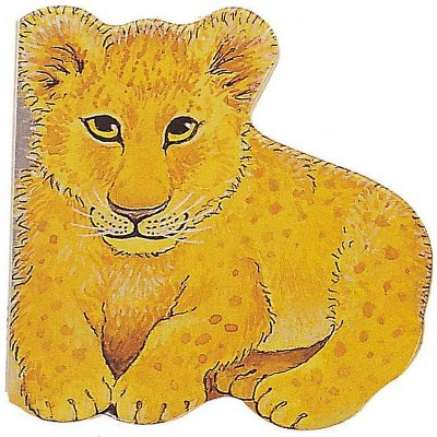 Lion - (Pocket Pals (Safari Ltd)) (Board Book)