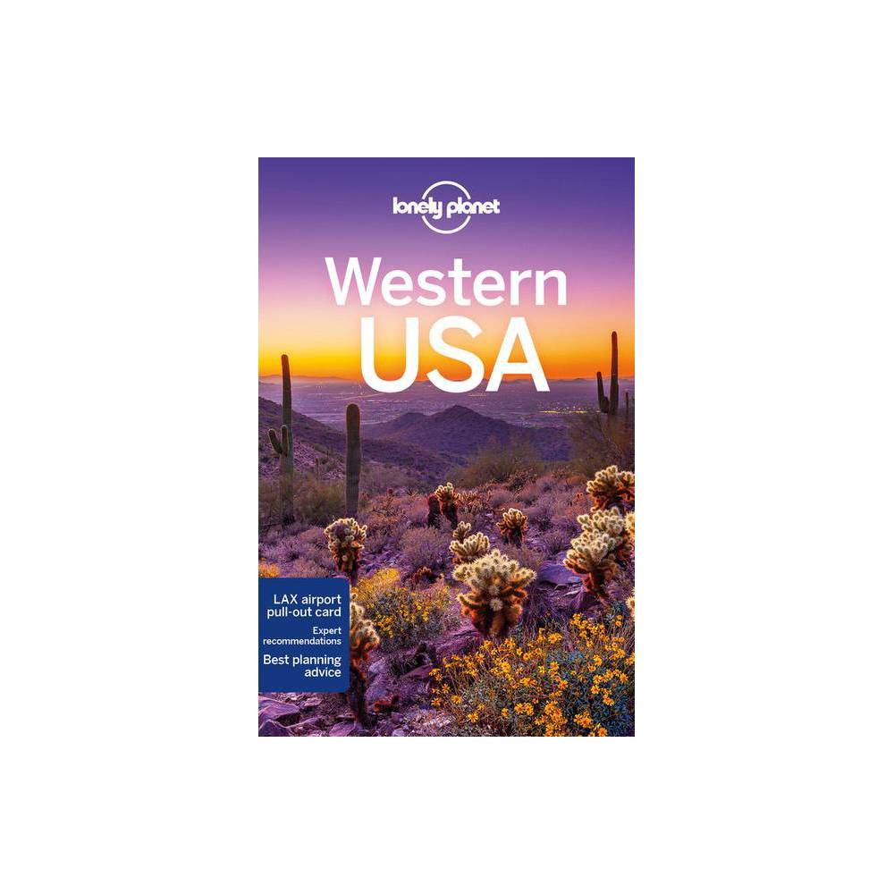 Lonely Planet Western Usa Regional Guide 5th Edition Paperback