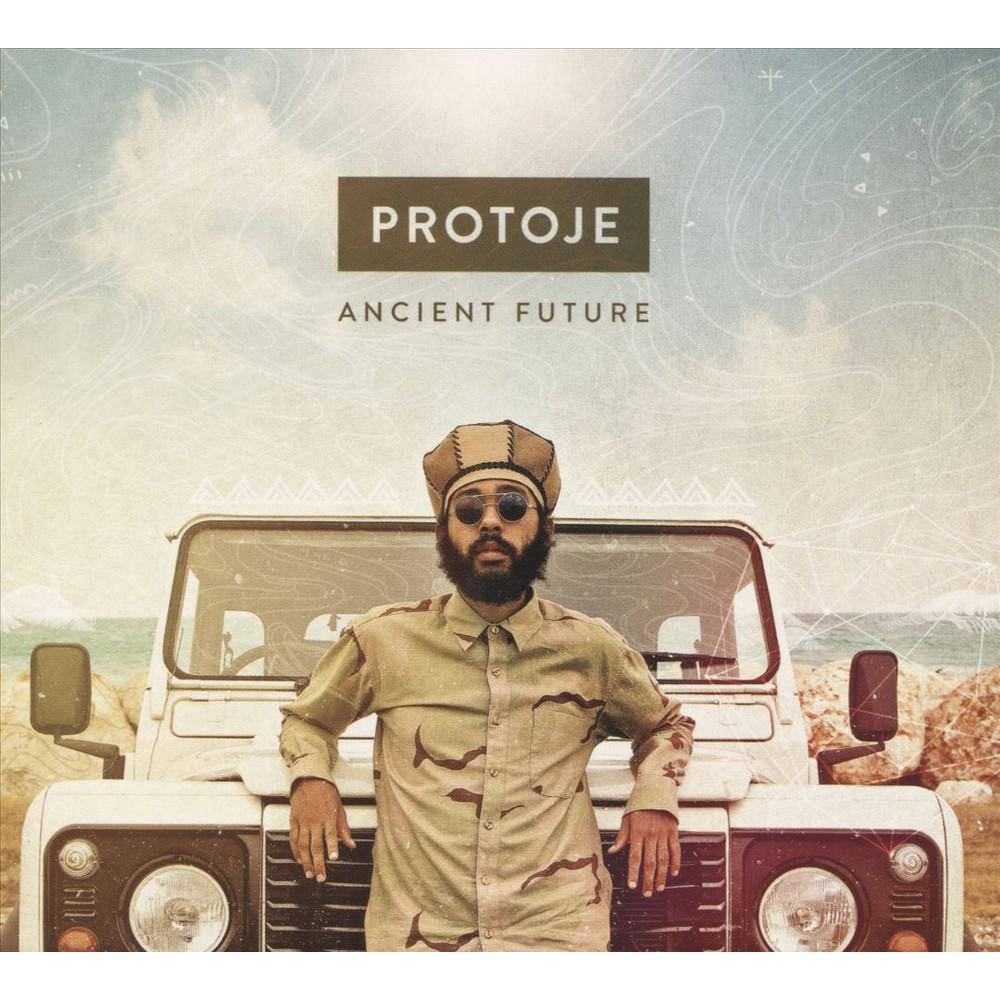 Protoje - Ancient Future (CD)