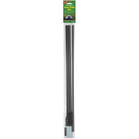 Coghlan's Fibreglass Tent Pole Repair Kit (4 9.5mm Poles, Shock Cord, Lead Wire) - image 1 of 2