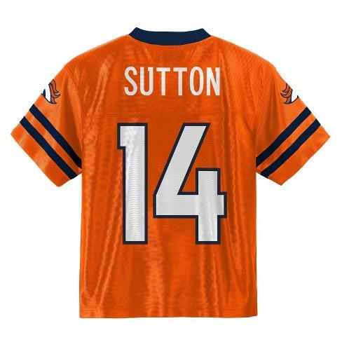 huge discount 11921 84183 NFL Denver Broncos Toddler Boys' Sutton Courtland Jersey