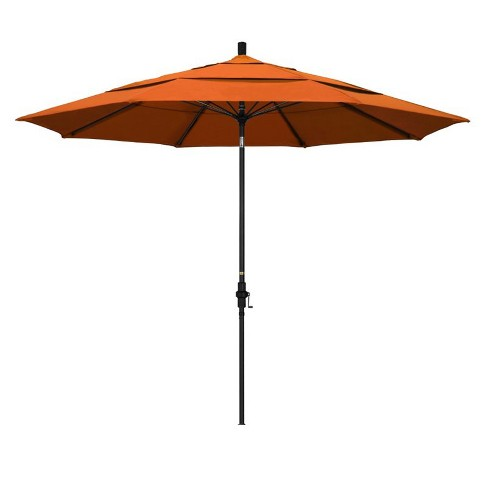 11' Patio Umbrella in Tuscan - California Umbrella - image 1 of 2