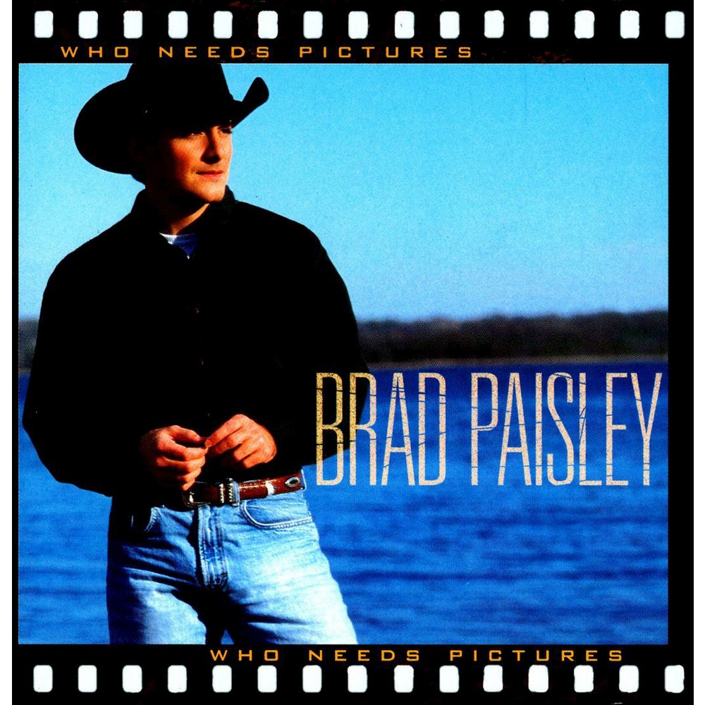 Brad paisley - Who needs pictures (CD)