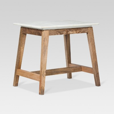 Lanham Accent Table With Marble Top   Threshold™ : Target