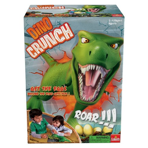 Goliath Dino Crunch Game - image 1 of 4