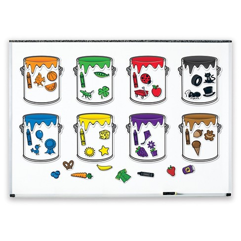 Learning Resources Splash of Color Magnetic Sorting Set - image 1 of 2
