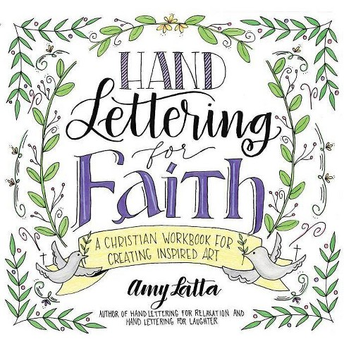 Hand Lettering for Faith - by  Amy Latta (Paperback) - image 1 of 1