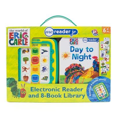 Eric Carle Electronic Me Reader Junior 8-book Boxed Set