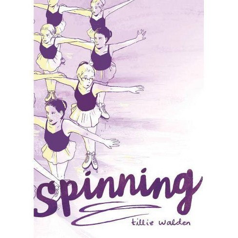 Spinning - (Hardcover) - image 1 of 1