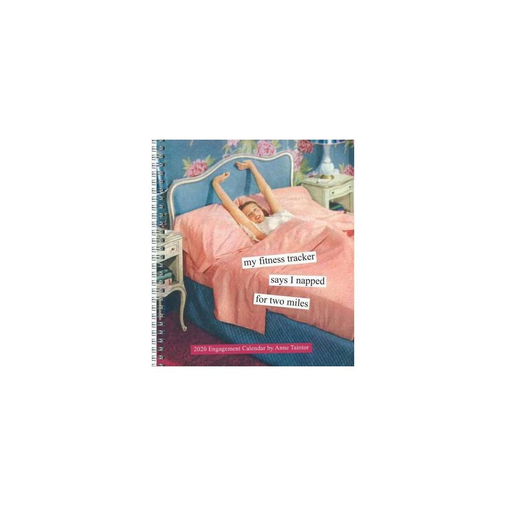 Anne Taintor 2020 Calendar - (Paperback)