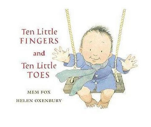 Ten Little Fingers and Ten Little Toes (Hardcover) by Mem Fox - image 1 of 1