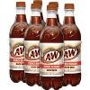 A&W Root Beer Zero Sugar - 6pk/0.5 L Bottles - image 4 of 4