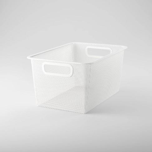 "9""x13""x6.25"" Metal Shoe Bin - Made By Design™ - image 1 of 4"