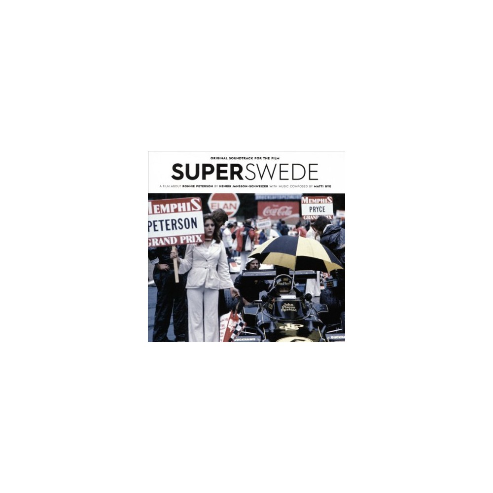 Matti Bye - Superswede (CD)