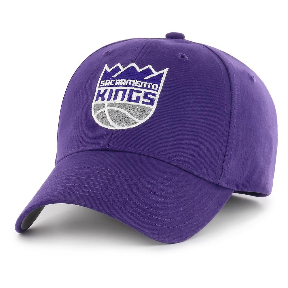 Sacramento Kings Fan Favorite Basic Cap, Kids Unisex