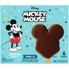 Mickey Mouse Vanilla Ice Cream Bars - 6ct - image 2 of 3