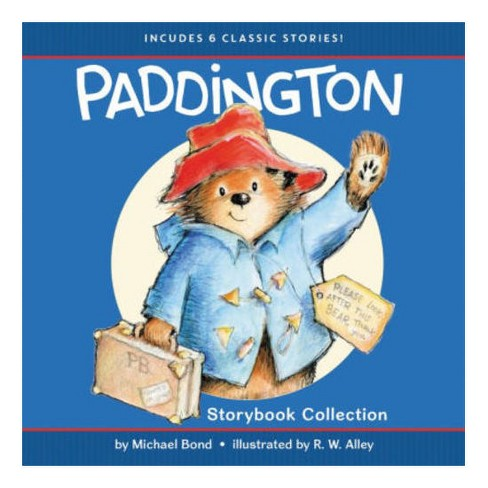 Paddington Storybook Collection : Incudes 6 Classic Stories! -  by Michael Bond (Hardcover) - image 1 of 1