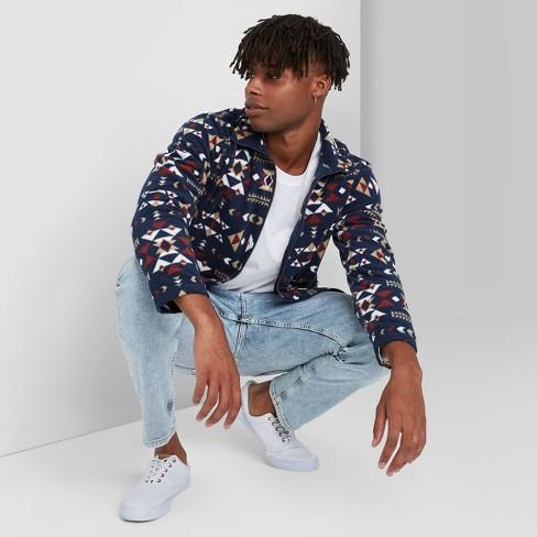 Men's Full-Zip Fleece Jacket - Original Use™ - image 1 of 3