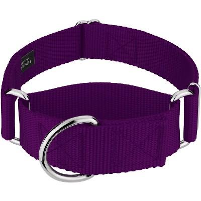 Country Brook Petz® 1 1/2 Inch Martingale Heavyduty Nylon Dog Collar