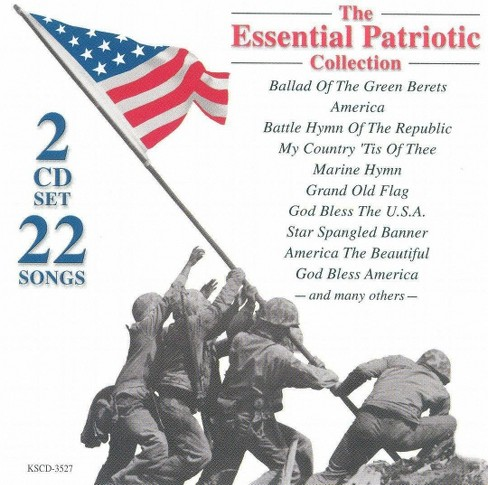 Various - Essential patriotic collection (CD) - image 1 of 1