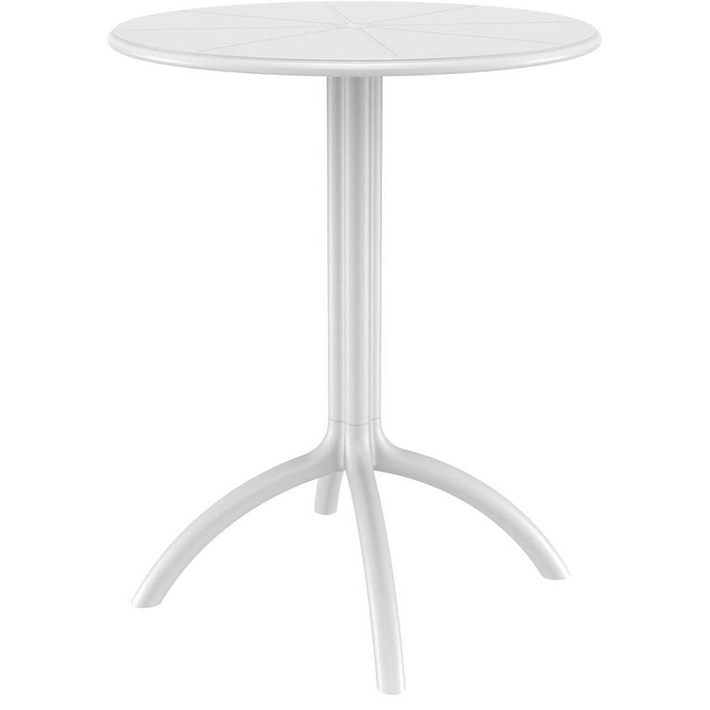 "Image of ""2pk 23.6"""" Octopus Table - White - Resol"""