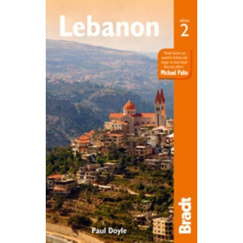 Lebanon - (Bradt Travel Guide) 2 Edition by  Paul Doyle (Paperback) - image 1 of 1