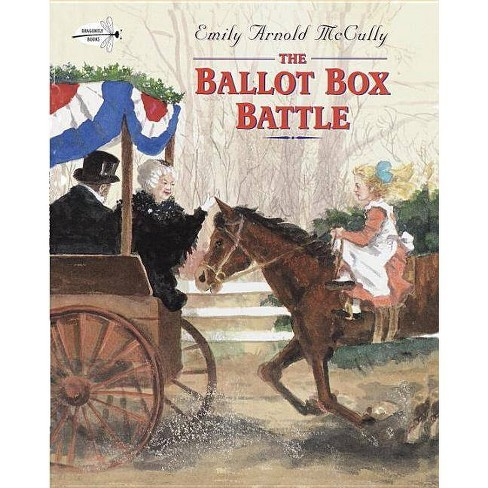 The Ballot Box Battle - by  Emily Arnold McCully (Paperback) - image 1 of 1