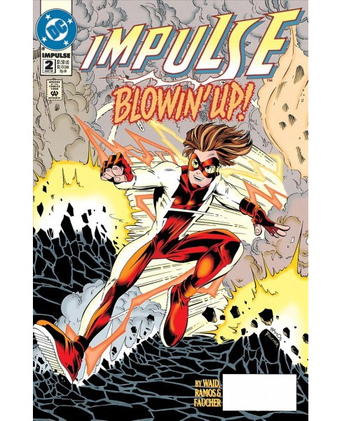 Impulse by Mark Waid & Humberto Ramos Omnibus -  (Hardcover) - image 1 of 1