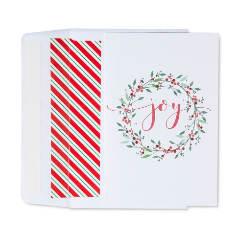 American Greetings 40ct Joy Holiday Boxed Cards - image 1 of 1