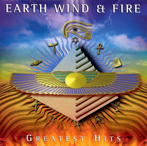 Wind & fire earth - Greatest hits (CD) - image 1 of 1