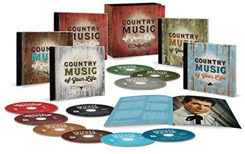 Various - Country Music Of Your Life (CD) - image 1 of 1