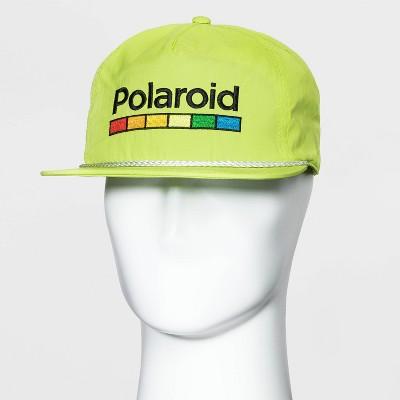 Men's Polaroid Baseball Cap - Green One Size