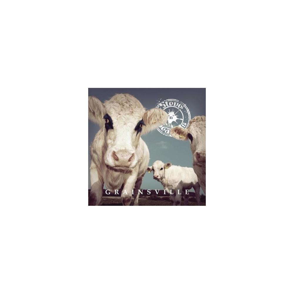 Steve 'n' Seagulls - Grainsville (Vinyl)