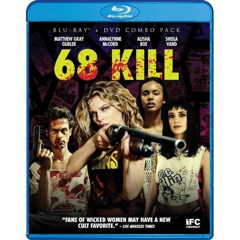 68 Kill (Blu-ray) - image 1 of 1