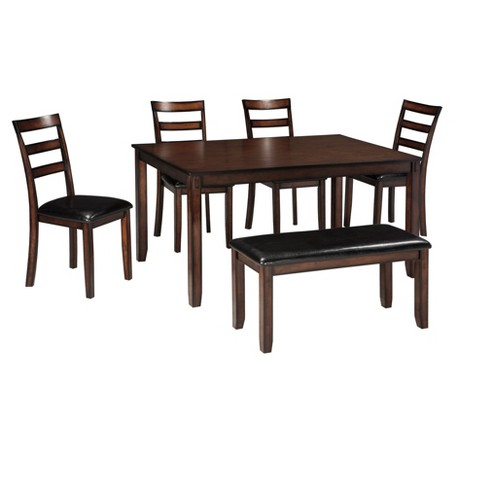 Dining Table Set Brown  - Signature Design by Ashley - image 1 of 2