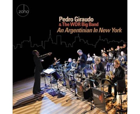 Pedro Giraudo - Argentinian In New York (CD) - image 1 of 1