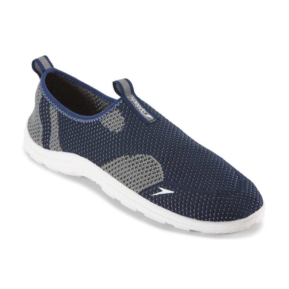 Speedo Adult Men's Surfknit Water Shoes - Navy (Small), Men's, Blue