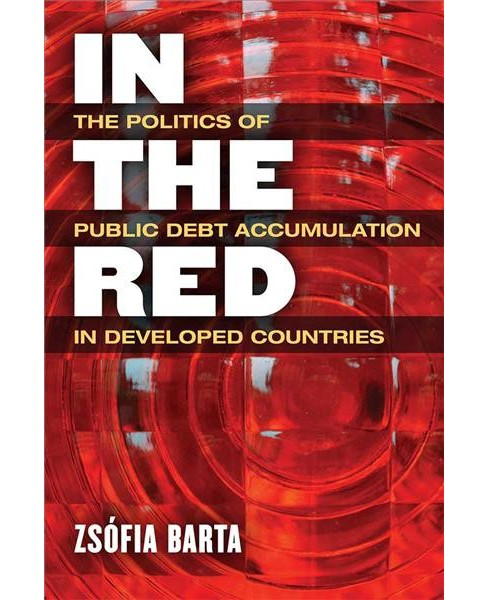 In the Red : The Politics of Public Debt Accumulation in Developed Countries -  (Hardcover) - image 1 of 1