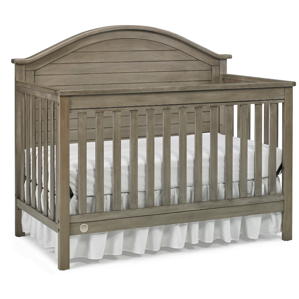 Fisher-Price Haley 4-in-1 Convertible Crib - Vintage Gray