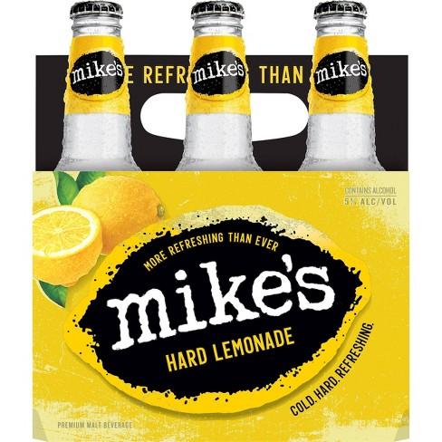 Mike's Hard Lemonade - 6pk/11.2 fl oz Bottles - image 1 of 3