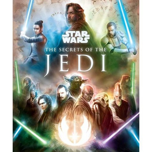Star Wars: Luke Skywalker and the Secrets of the Jedi - by  Marc Sumerak (Hardcover) - image 1 of 1