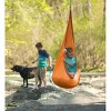 HugglePod Lite Indoor/Outdoor Nylon Hanging Chair with Inflatable Cushion - image 3 of 4
