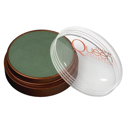 CoverGirl Queen Shadow Pot .07oz Q180 Green Glimmer - image 1 of 1