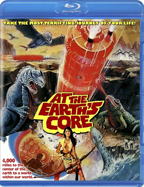 At The Earth's Core (Blu-ray) - image 1 of 1