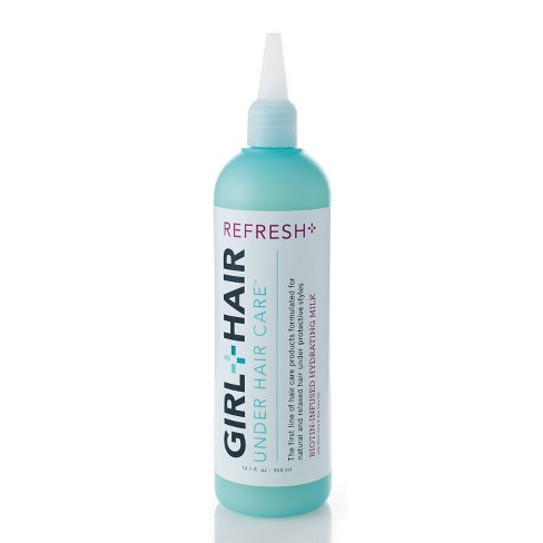 GIRL + HAIR REFRESH+ Aloe Vera Biotin-Infused Hydrating Milk - 10.1 fl oz - image 1 of 4