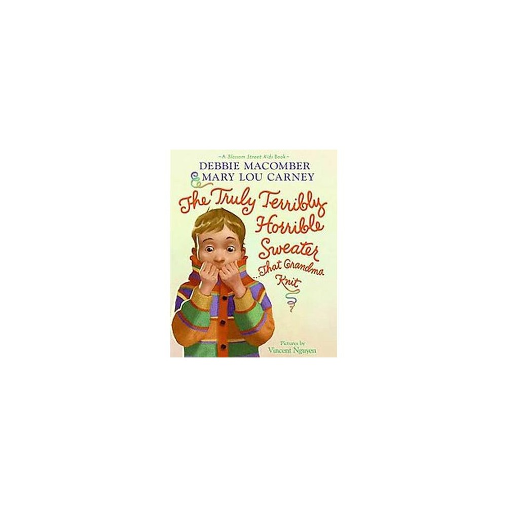 The Truly Terribly Horrible Sweater...that G (Hardcover)