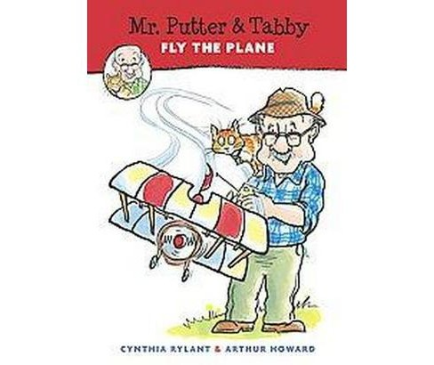 Mr. Putter & Tabby Fly the Plane (Paperback) (Cynthia Rylant) - image 1 of 1