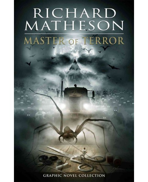 Richard Matheson Master of Terror Graphic Novel Collection (Paperback) (Ted Adams) - image 1 of 1