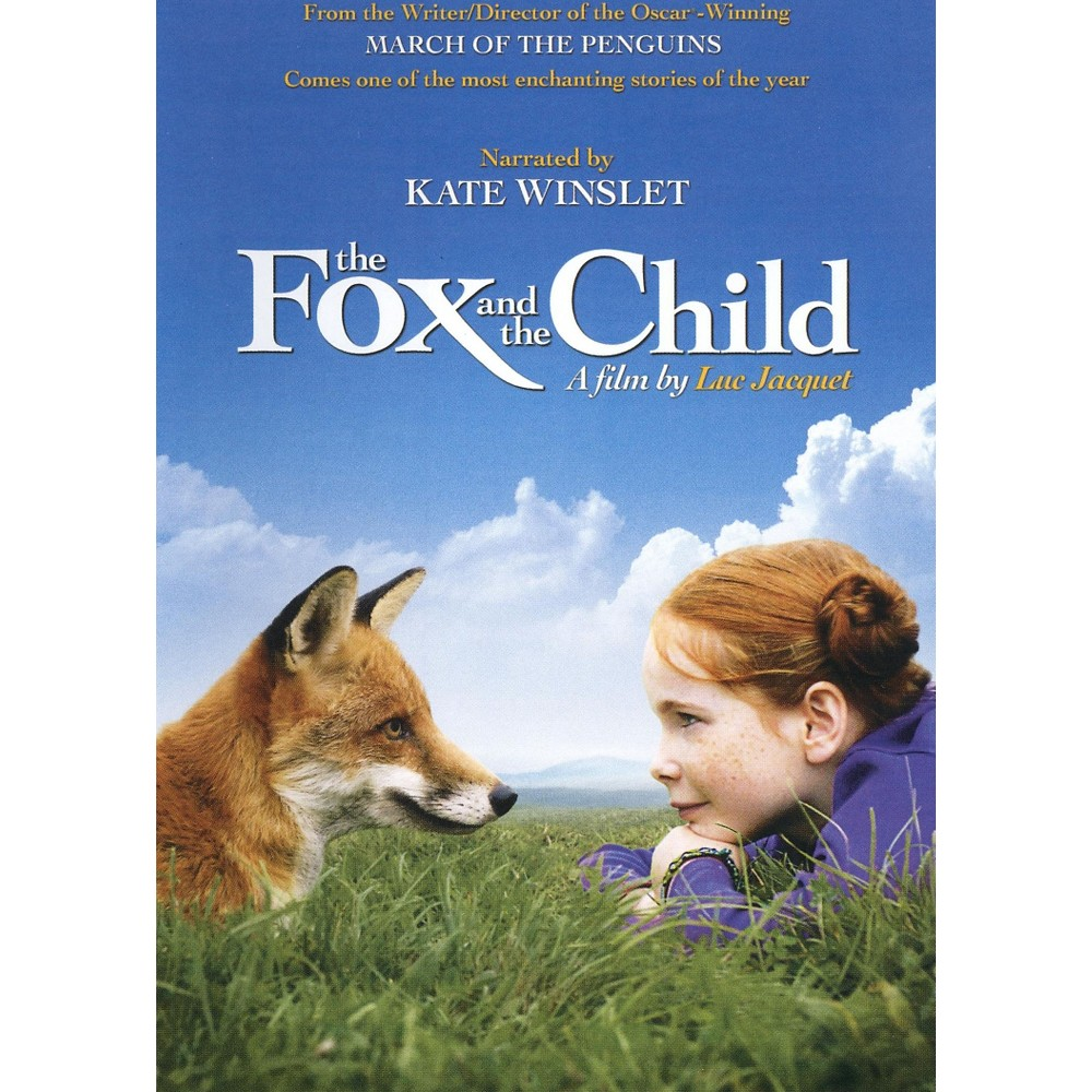 The Fox and the Child (dvd_video)